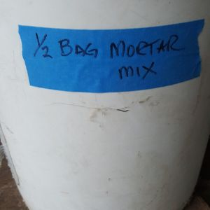 Free Mortar Mix for Sale in Tacoma, WA