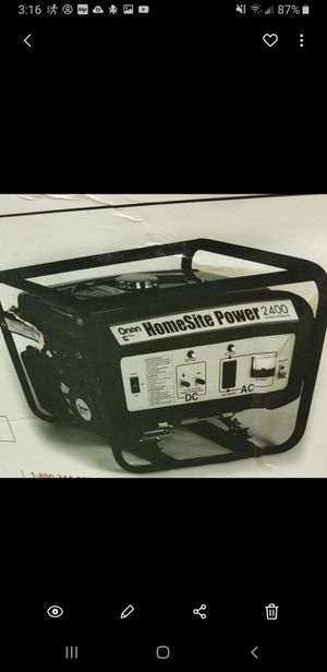 Onan generator for Sale in Knoxville, TN