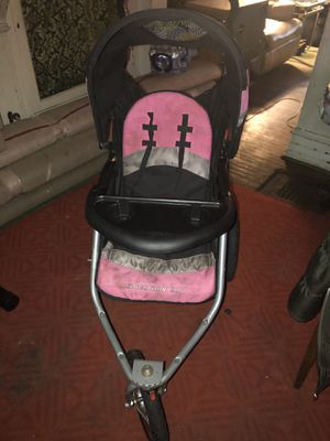 Girl jogger stroller for Sale in Philadelphia, PA