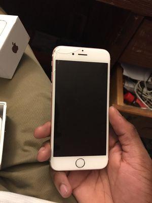 iPhone 6s 128gb used for Sale in Fairfax, VA