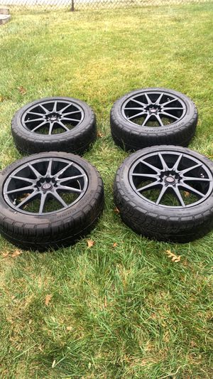 Wheels and tires for Sale in Metuchen, NJ