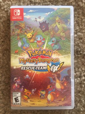 Pokémon Mystery Dungeon Rescue Team DX for Sale in Louisville, KY