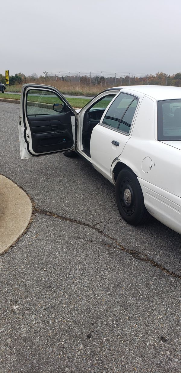 2005 CROWN VICTORIA P71 NEED GONE ASAP