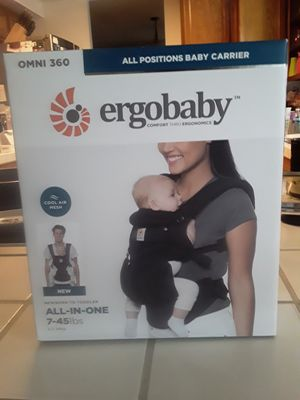 Ergobaby Omni 360 All Positions Baby Carrier for Sale in San Diego, CA