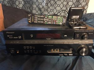 Pioneer XM radio ready stereo receiver surround sound for Sale in Las Vegas, NV