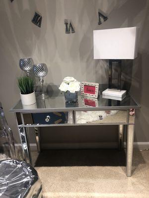 Mirrored Table Console for Sale in Atlanta, GA