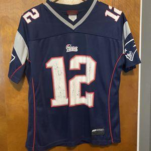 Patriots - Tom Brady - Jersey - Women's Size M for Sale in Providence, RI