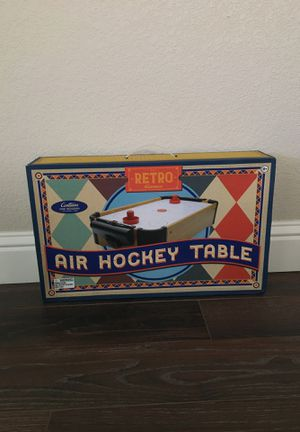 Air hockey table new for Sale in Elk Grove, CA