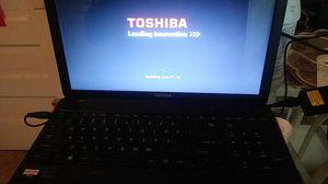 Toshiba laptop for Sale in Hazel Park, MI
