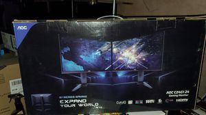 "AOC 24"" Gaming Monitor for Sale in Los Angeles, CA"