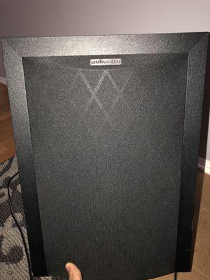 Polk Audio Powered Subwoofer for Sale in Washington Township, NJ