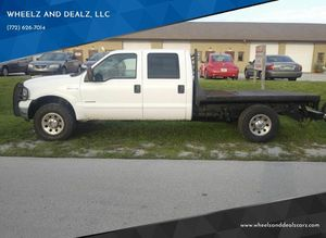 2006 Ford Super Duty F-250 for Sale in Port St. Lucie, FL