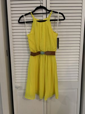 BCX XXS Yellow Dress for Sale in Seaford, NY