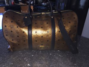 MCM Weekend Carryon Travel Bag for Sale in Chandler, AZ