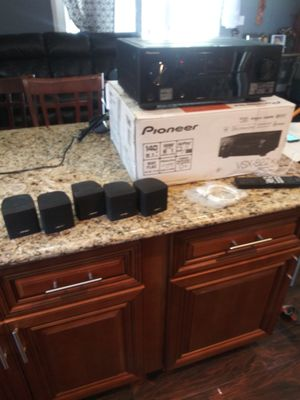Pioneer receiver hdmi and Pandora for Sale in Lake Elsinore, CA