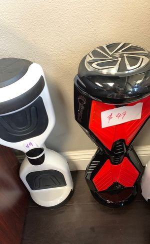 $49 hoverboard with Bluetooth and charger led lights perfect working condition for Sale in Murrieta, CA