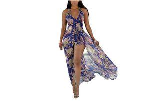 blue high low Sundress for Sale in Derwood, MD