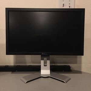 20 inch Dell LED Computer Monitor for Sale in Fresno, CA