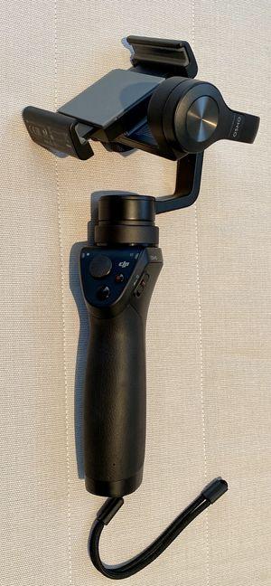 Used DJI Osmo Mobile Handheld Stabilizer, Black - ZM01 for Sale in Miami Beach, FL