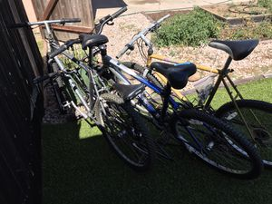 Four bikes 150!!! Need space. for Sale in San Diego, CA