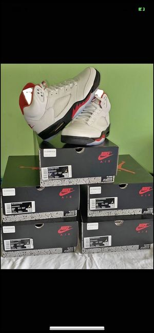 Jordan 5 Retros for Sale in Jersey City, NJ