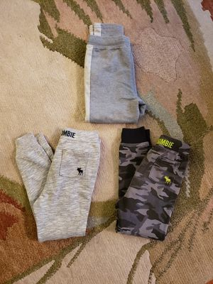 Kids pants size 7, 8 Abercrombie for Sale in Centreville, VA