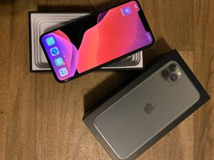 IPHONE 11 MAX PRO NEW for Sale in Queens, NY