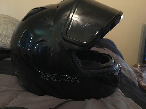 Motorcycle helmet ! Hjc