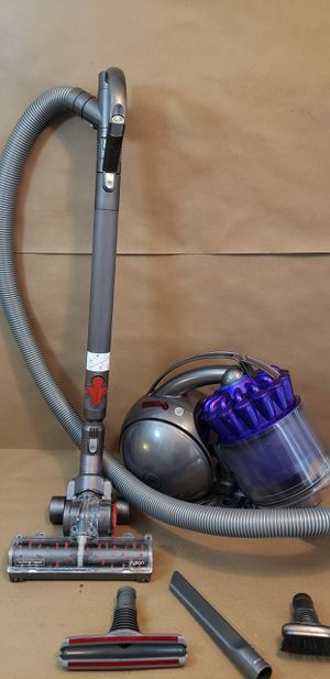 Dyson DC39 Animal Canister Vacuum Cleaner with Brand New attachments / Aspiradora for Sale in Chula Vista, CA