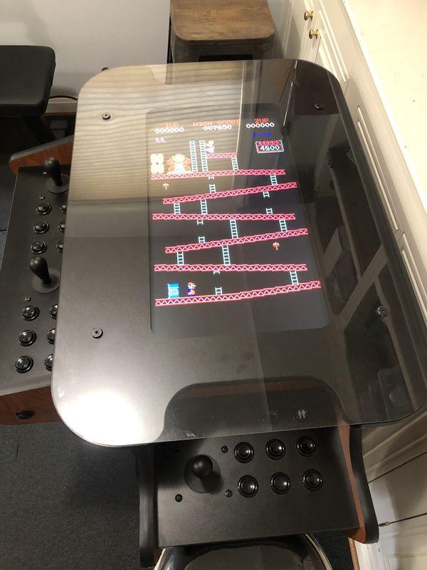 4078-Game Arcade - 2 Player