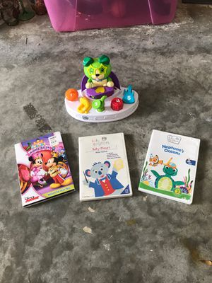Kids movies and toy for Sale in Fort Myers, FL