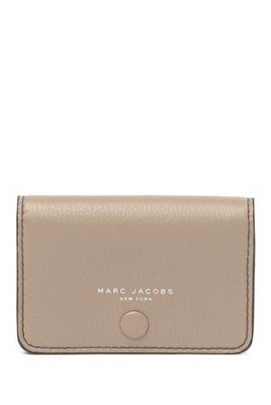 Marc Jacobs Card Holder Wallet Business Bifold Beige for Sale in Fountain Valley, CA