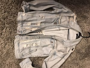 Jean jacket! for Sale in Milwaukie, OR