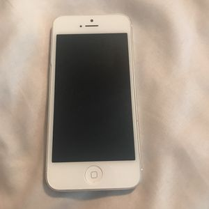 Factory Unlocked iPhone 5 16gb for Sale in Austin, TX
