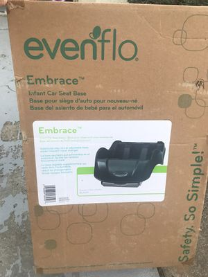 Evenflo car seat base brand new in box for Sale in Davenport, FL