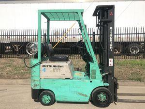 3k Capacity Mitsubishi Forklift for Sale in Dallas, TX