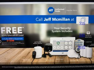 Home Security system for Sale in Rocklin, CA