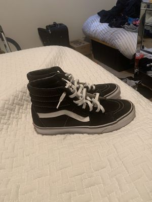 Men's Vans Hightop Shoes for Sale in Greensboro, NC