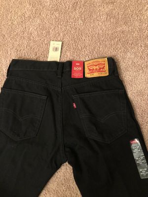 Men's Levi 505 32x34 NEW for Sale in Greenbelt, MD