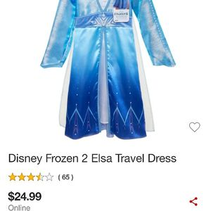 Disney Frozen Dress 4-5x (Brand New with Tags) for Sale in Berkeley, CA