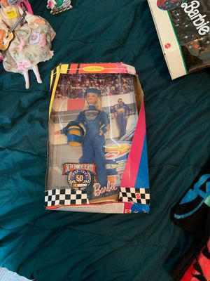 50th Anniversary NASCAR Barbie for Sale in Winchester, CA