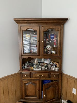 Corner Cabinet for Sale in Brentwood, NC