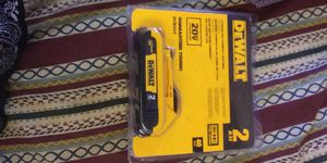 DeWalt 20 Volt 2AH lithium ion battery for Sale in Campbell, CA