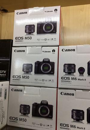Canon m50 Camera for Sale in Santa Ana, CA