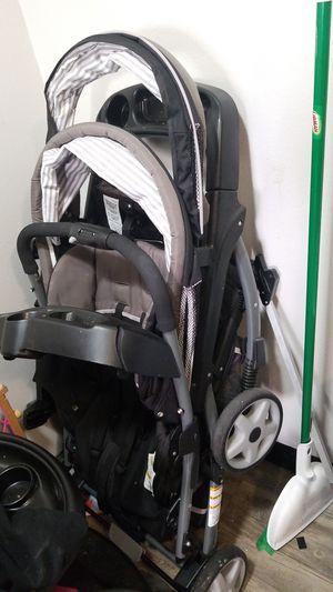 Double ready2grow stroller for Sale in Glendale, CO
