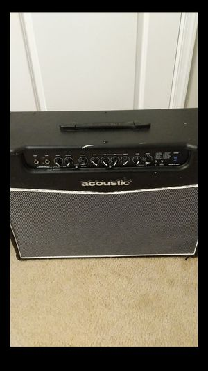 Acoustic Branded Electric Guitar Amp 2x12 for Sale in Ellicott City, MD