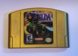 Zelda Majoras Mask 3D Cover for Sale in Richmond, KY