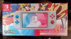 Nintendo Pokemon switch lite for Sale in Kaukauna, WI