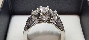 Custom made engagement ring for Sale in Panama City, FL