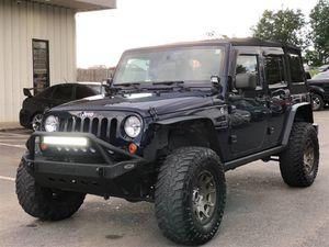 2013 Jeep Wrangler Unlimited Sport for Sale in Fredericksburg, VA